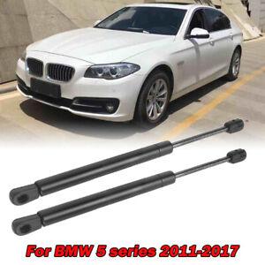 2Pc Front Hood Lift Supports Shocks for BMW F10 528i 535i 550i F12 F13 520i 640i