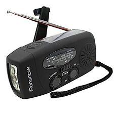 Survival Kit Emergency Disaster Flashlight Radio Gear Solar Powered Tool Kit NEW