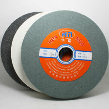 Draper 200mm x 80mm Bore Whetstone Bench Grinder Wheel 29804