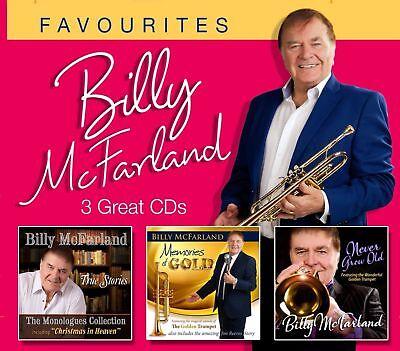 Billy McFarland - Favourites Irish Country Music 3 CD Set 7426771440099 |  eBay