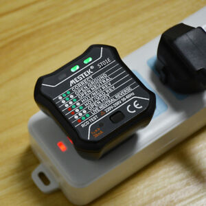 Outstanding Mestek Rcd Socket Earth Wire Tester Circuit Polarity Detector Wiring Cloud Favobieswglorg