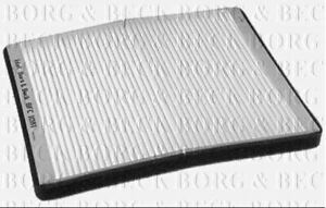 BORG /& BECK CABIN POLLEN FILTER FOR AUDI SALOON A6 2.0 100KW