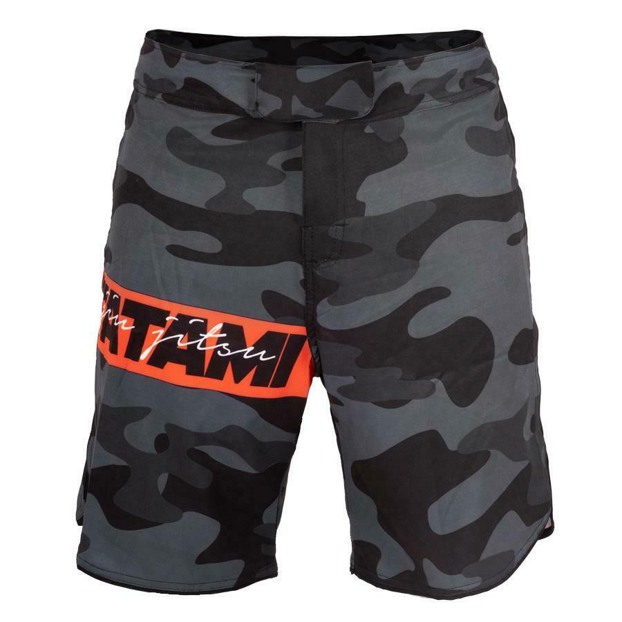 Tatami Fight Clothing rot Rod Camo Shorts Jiu Jitsu No Gi MMA Training