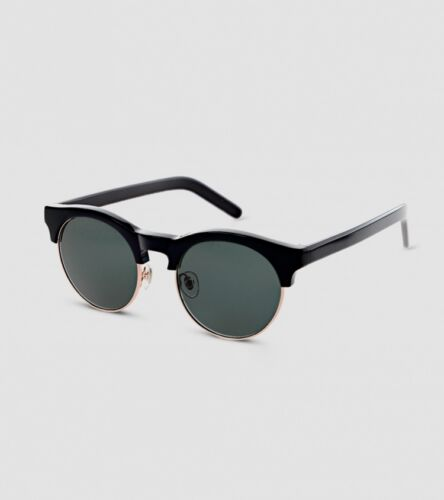 Han Kjobenhavn Black Smith Acetate Tortoise sunglasses Carl Zeiss Handmade
