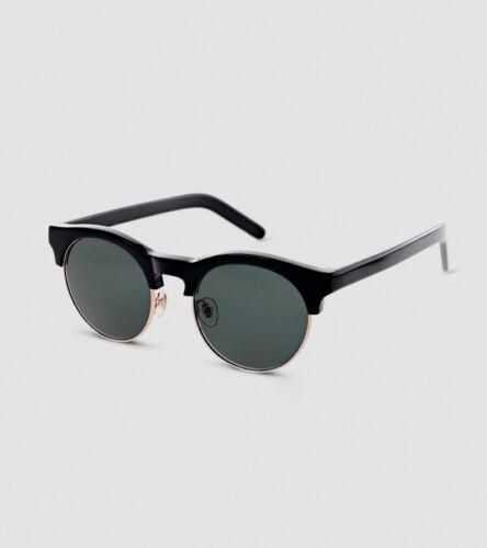 Han Kjobenhavn Black Smith Acetate Tortoise sunglasses Carl Zeiss Handmade