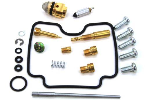 Z138 KFX New Carburetor Repair Kit  LTZ 400 Quadsport DVX Carb Jets See Notes