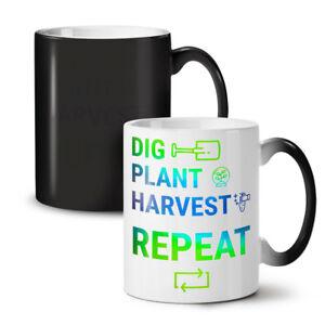 Farmer Life Work NEW Colour Changing Tea Coffee Mug 11 oz | Wellcoda