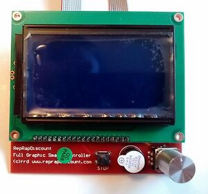 3D-Printer-12864-LCD-Controller-with-SD-card-slot-for-Ramps-1-4-Graphics-Display