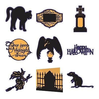 CRICUT CARTRIDGE - POTIONS & AND SPELLS - HALLOWEEN FUN - NEW IN PACKAGE
