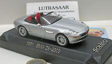 Solido 1561: BMW Z8 -2000, argento met
