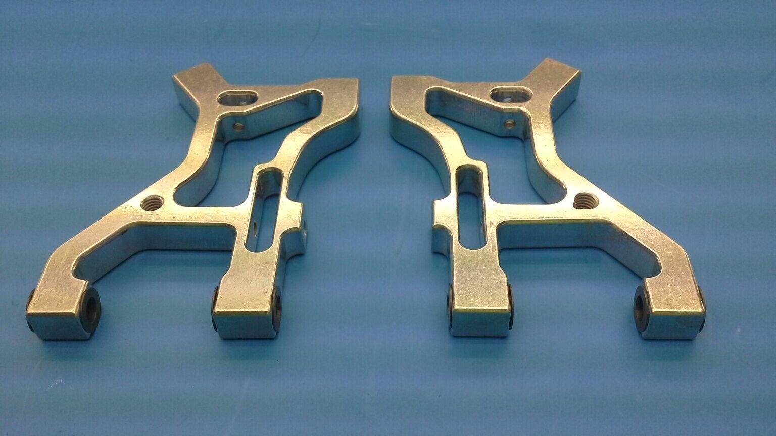 Original Lauterbacher aluminio-Querlenker para Carson Attack atrás abajo VPE, 2