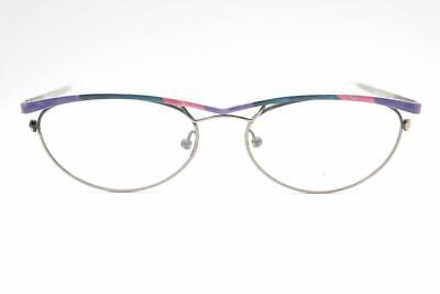 Consegna Veloce Vintage Pro Line 3016-447 54 [] 19 140 Colorato Ovale Occhiali Montatura Nos-mostra Il Titolo Originale Facile Da Usare