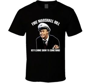 In-Living-Color-Fire-Marshall-Bill-Funny-T-Shirt