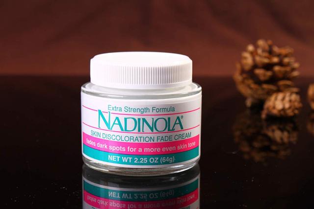 Nadinola Skin Discoloration Fade Cream 2.25 Oz Extra ...