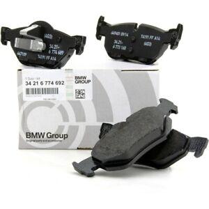 ORIGINAL-BMW-Bremsbelaege-Bremsbelagsatz-1er-3er-X1-E84-hinten-34216774692