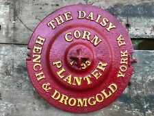 The Daisy Corn Planter Lid Antique Tractor Part Farm Hench Amp Dromgold York Pa