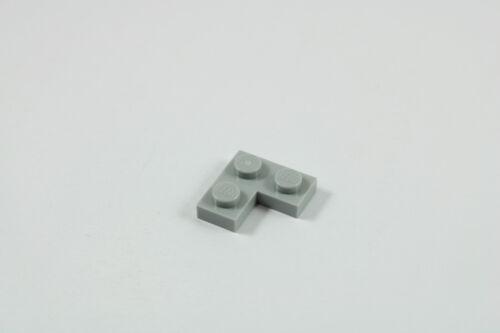 LEGO® Light Gray Plate 2 x 2 Corner Part 2420