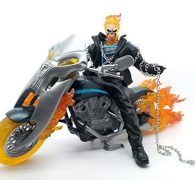 NO Figura Ghost RIDER 2 Outfit Set per Marvel leggende Ghost Rider