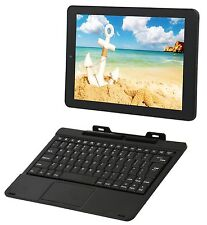 New RCA 10.1 Quad Core KeyBoard Touch Screen 32GB BlTooth Wifi Viking Pro Tablet