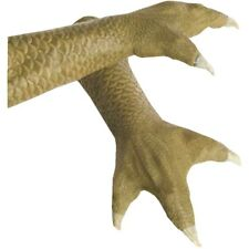 Bossk Costume Hands Adult Star Wars Gloves Halloween Fancy Dress Accessory