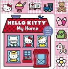 Hello Kitty: My Home Lift-The-Flap Tab by Roger Priddy (Board book, 2014)