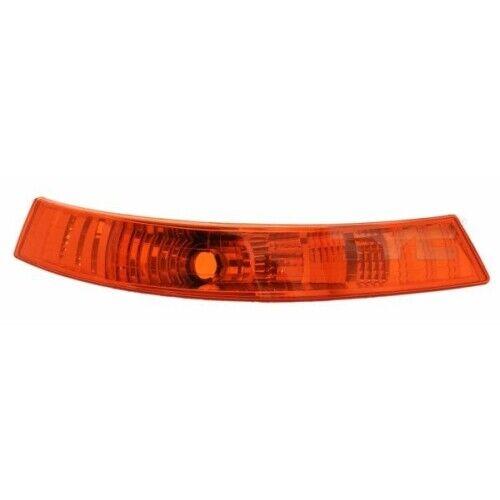 18-0372-01-2 ARANCIONE SINISTRA FRECCE lampeggianti lampeggiante NUOVO TYC