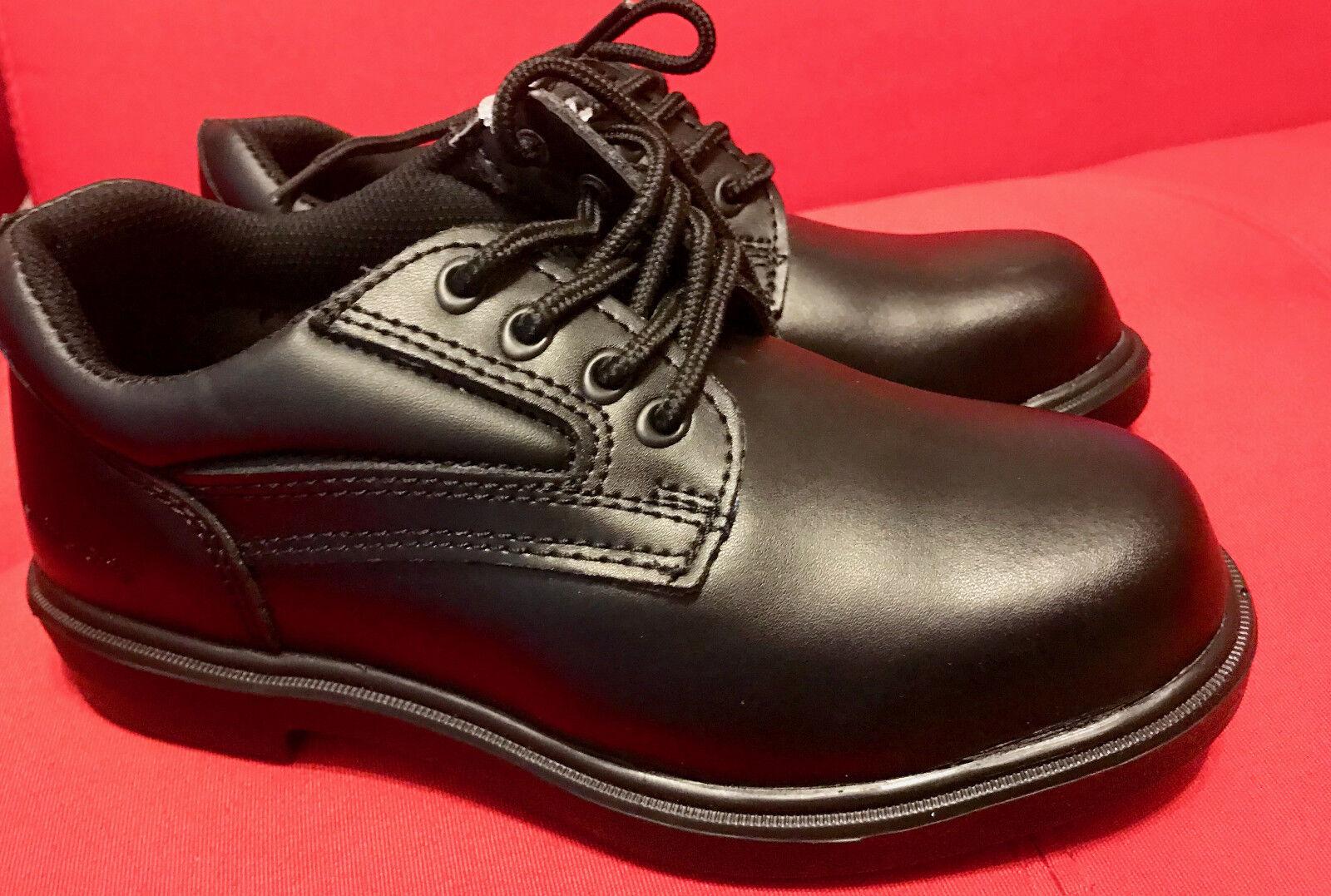 Genuine Grip Chaussure Homme Antidérapant en acier Toe Oxford Taille Men 5.5 femmes 7