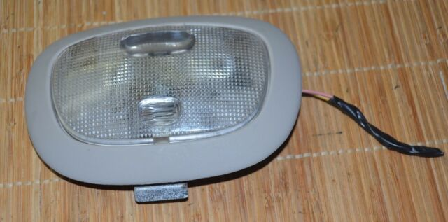 DODGE Dakota rear dome light with switch GRAY Used Excellent Used