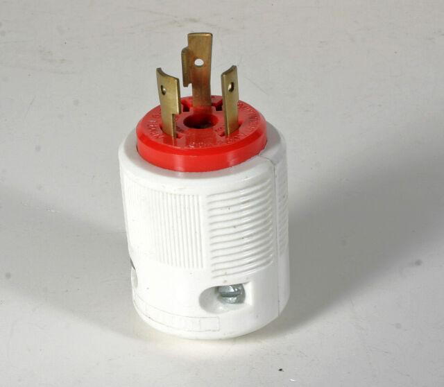 Leviton Plug - 20a  250v