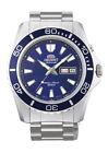 Men's Orient Mako Automatic Diver's 200m Blue Dial Sports Watch FEM75002D