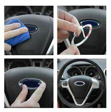 Ford Focus 2 3  Emblem Ring Chrom Abdeckung Blende ST TDCI