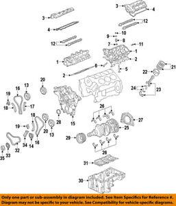 Details about KIA OEM 11-13 Sorento-Engine Timing Camshaft Cam Gear on bmw z3 engine timing diagram, kia sorento engine schematic, kia sorento timing chain diagram,