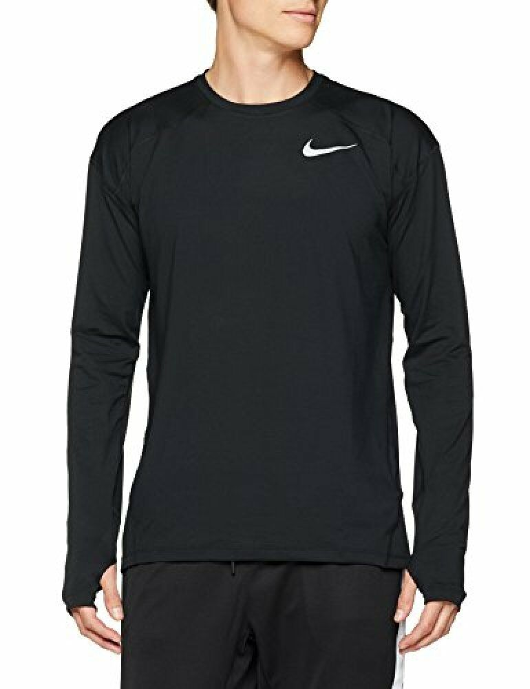a1dcea7a4ef1b Dry Element Running Top NIKE Long-Sleeve nulykz948-Athletic Shoes ...