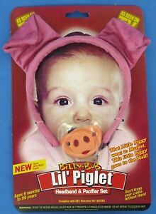 Billy Bob /' Two Front Teeth /' Pacifier Silicone Baby Dummy Party Gift Funny