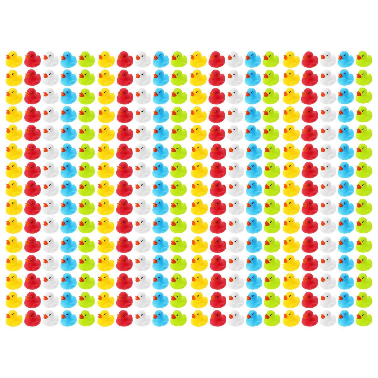 300 WELLGRO Badeenten 3cm Quietscheente Gummiente Schwimmente Enten Plastikente Plastikente Plastikente 339556