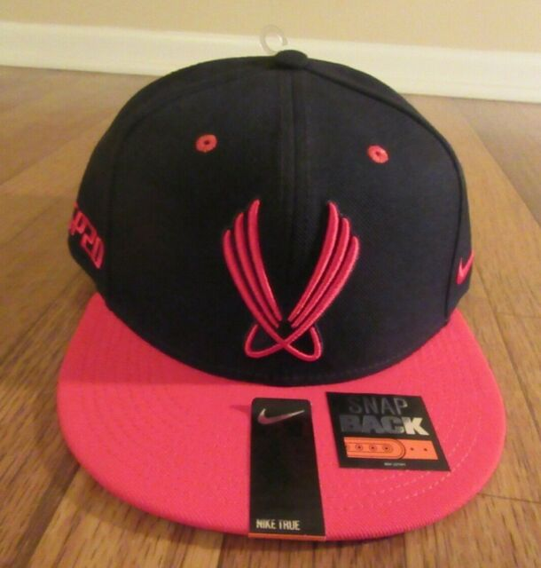 Nike Basketball Gary Payton GP20 Snapback Hat Cap Black Red 636087 010 New  NWT for sale online