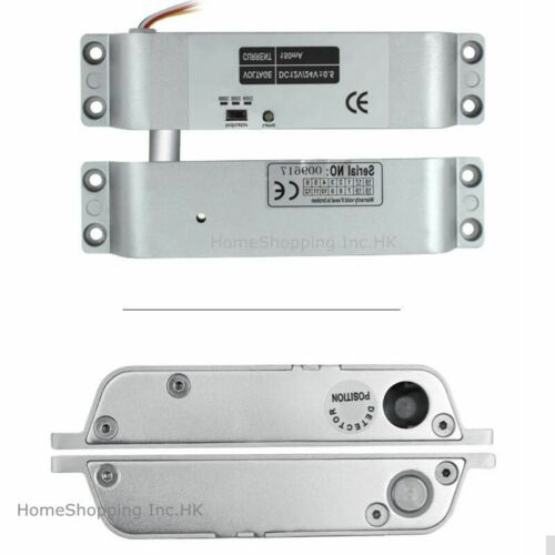 High Quality DC12V Electric Fail-Safe Drop Bolt Lock for Door Access Control