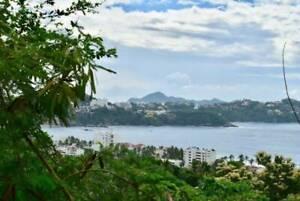 Terreno en Venta con Vista a Bahía de Santiago, Manzanillo, Colima