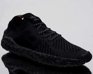 251da9873c91 adidas Originals F 22 Primeknit Men New Core Black Lifestyle ...