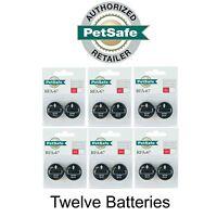 Petsafe Rfa-67d-11 Batteries 6 Volt 6-packages Of 2 Batteries Total 12 Batteries
