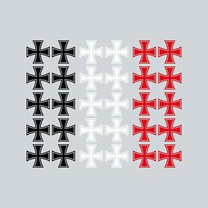 10-Pegatina-3cm-Modelo-Tatuaje-Hierro-Cruz-Coche-Avion-Modelo-Lamina-Decoracion