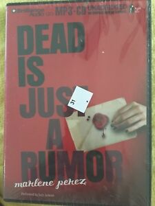 Dead Is Just a Rumor (Dead Is, Book 4)