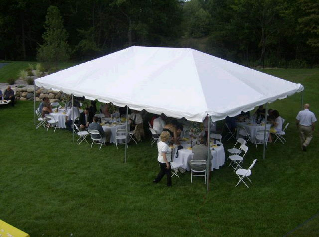 20x40 Commercial Canopy For Tent Heavy Duty Wedding Event White Waterproof Top for sale online | eBay & 20x40 Commercial Canopy For Tent Heavy Duty Wedding Event White ...