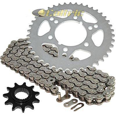 O-Ring Drive Chain /& Sprockets Kit Fits POLARIS TRAIL BOSS 325 2001 2002