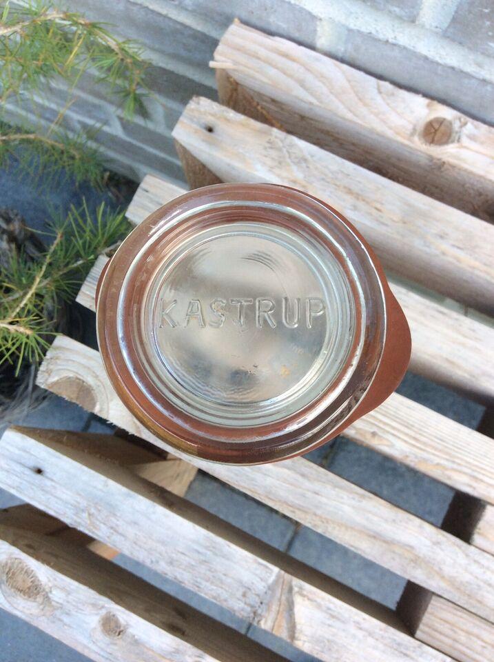 Glas, Kastrup sylteglas