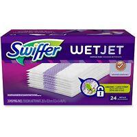 Procter & Gamble Wetjet System Refill Cloths, 11.3 X 5.4, White, 24/box 08443 on sale