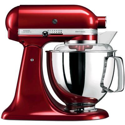 KitchenAid 5KSM175PSECA Artisan - Robot da Cucina, 300 W, 4,8 Lt., 58-220 #0838