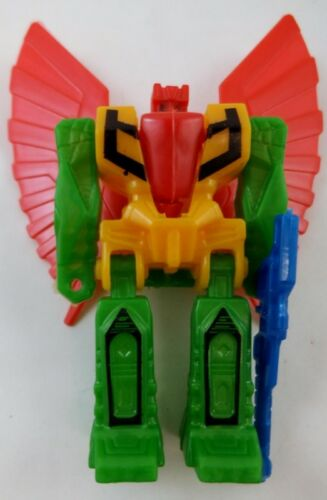 Takara Japan KO Transformers Plastic Starscream Astro Plan Convertors Diaclone A