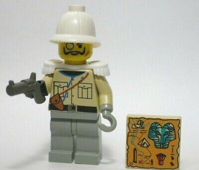 Desert Baron Von Barron BRAND NEW LEGO Adventurers MiniFigure