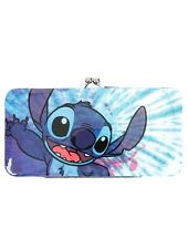 Disney Lilo & Stitch Tie Dye Kisslock Hinge Wallet New With Tags!